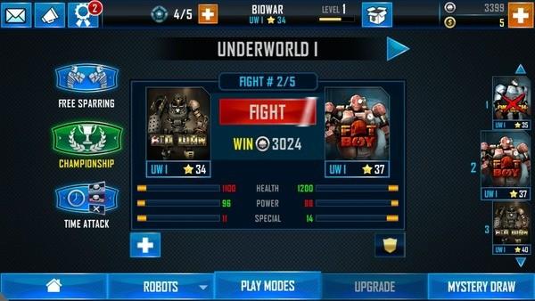 Real Steel World Screenshot 2