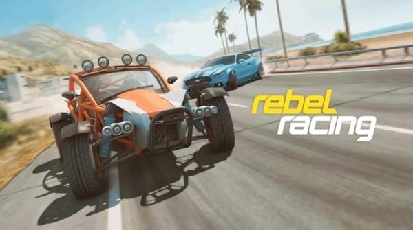 Rebel Racing Logo