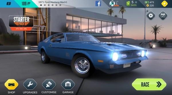 Rebel Racing Screenshot 2