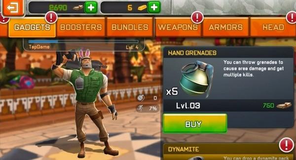 Respawnables Screenshot 2