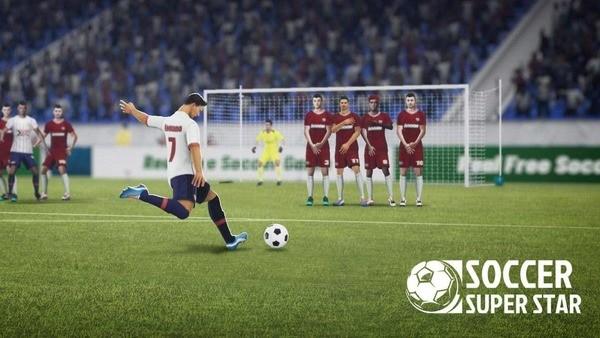 Soccer Super Star Logo