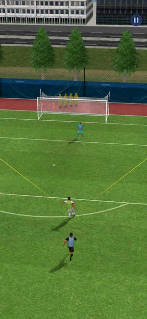 Soccer Super Star Screenshot 1