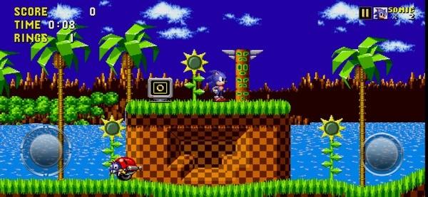 Sonic the Hedgehog Screenshot 1