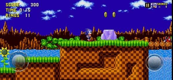 Sonic the Hedgehog Screenshot 2