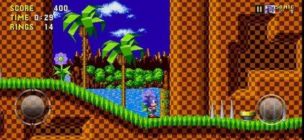 Sonic the Hedgehog Screenshot 3