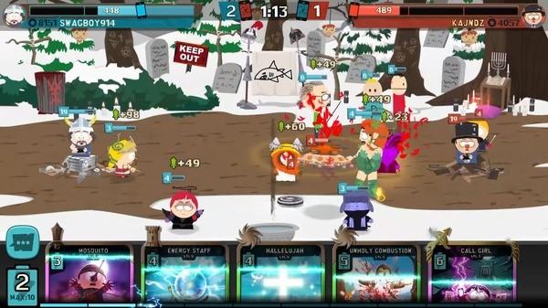 South Park Phone Destroyer Screenshot 2