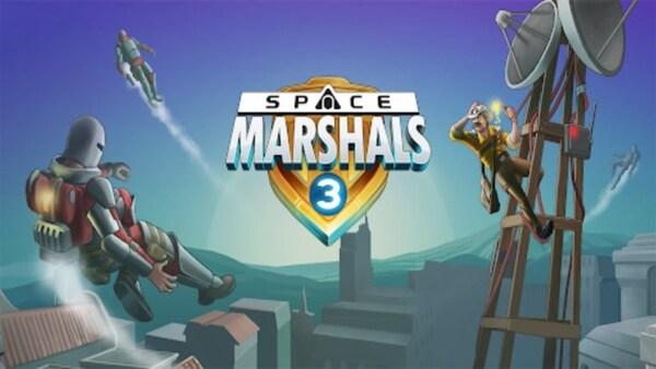 Space Marshals 3 Logo