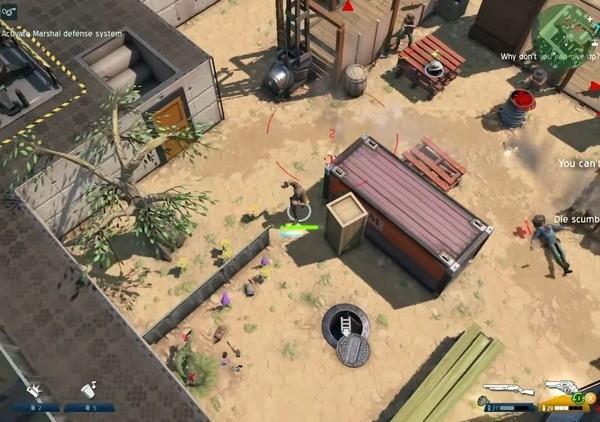 Space Marshals 3 Screenshot 1