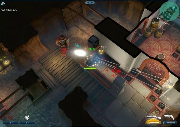 Space Marshals 3 Screenshot 3