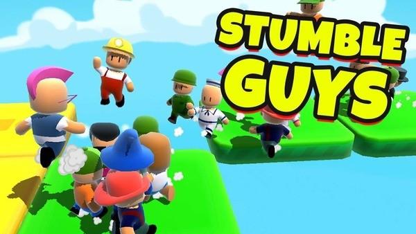 Stumble Guys Logo