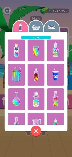 Tie Dye Screenshot 3