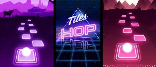Tiles Hop: EDM Rush! Mod APK (Unlimited Money) 3.6.6