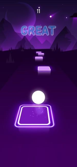 Tiles Hop EDM Rush! Screenshot 1