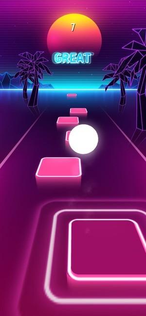 Tiles Hop EDM Rush! Screenshot 2