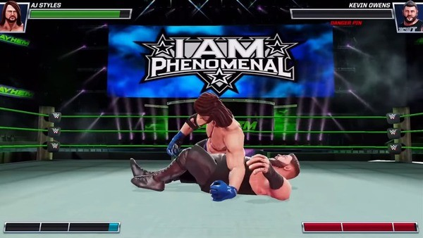 WWE Mayhem Screenshot 2