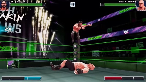 WWE Mayhem Screenshot 4