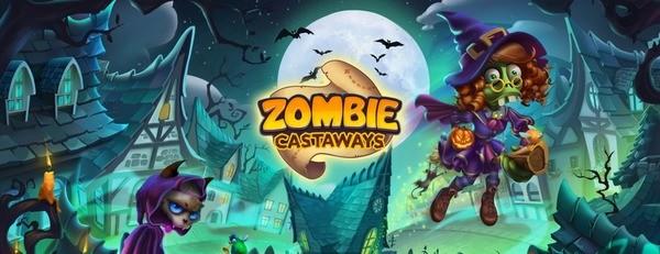 Zombie Castaways Logo