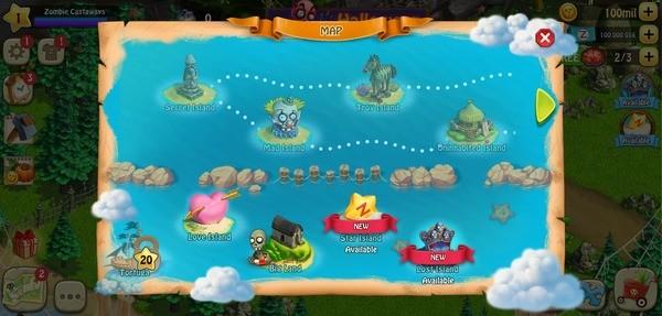 Zombie Castaways Screenshot 4