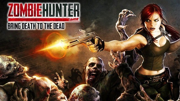 Zombie Hunter Sniper Logo