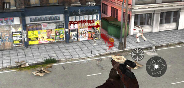 Zombie Hunter Sniper Screenshot 1