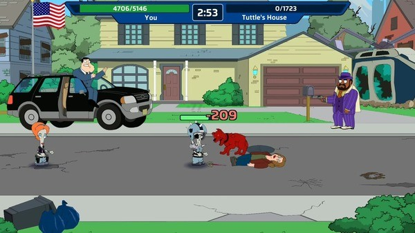 American Dad Screenshot 2