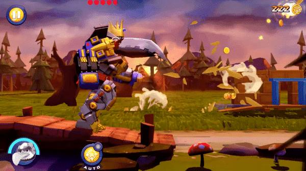 Angry Birds Transformers Screenshot 2