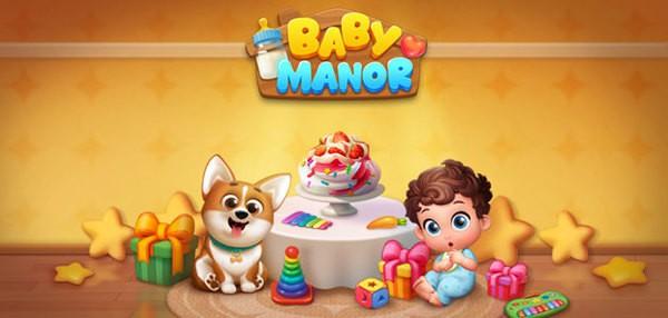 Baby Manor Logo