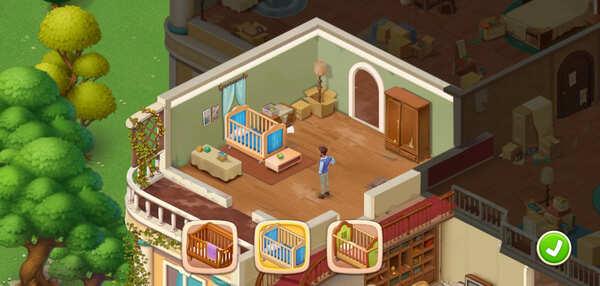 Baby Manor Screenshot 2