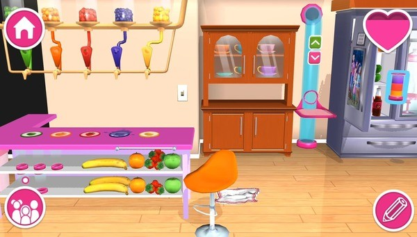Barbie Dreamhouse Adventures Screenshot 1