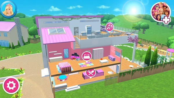 Barbie Dreamhouse Adventures Screenshot 2