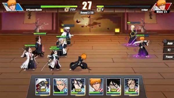 Bleach Immortal Soul Screenshot 3