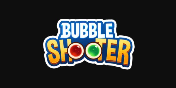 Bubble Shooter Logo