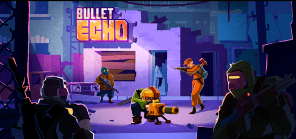 Bullet Echo Logo