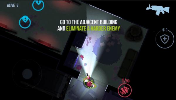 Bullet Echo Screenshot 1
