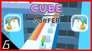 Cube Surfer Logo