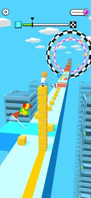 Cube Surfer Screenshot 3