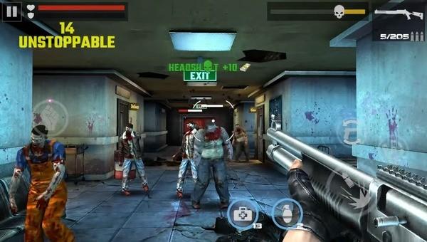 Dead Target Screenshot 1