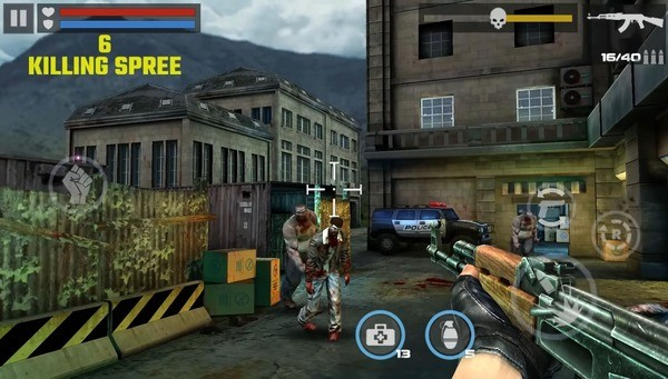Dead Target Screenshot 3