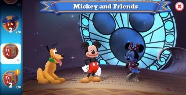 Disney Magic Kingdoms Screenshot 1