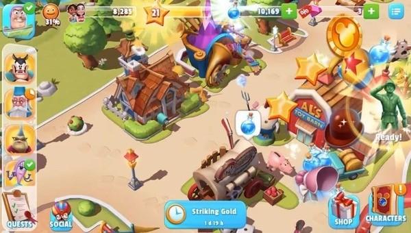 Disney Magic Kingdoms Screenshot 2