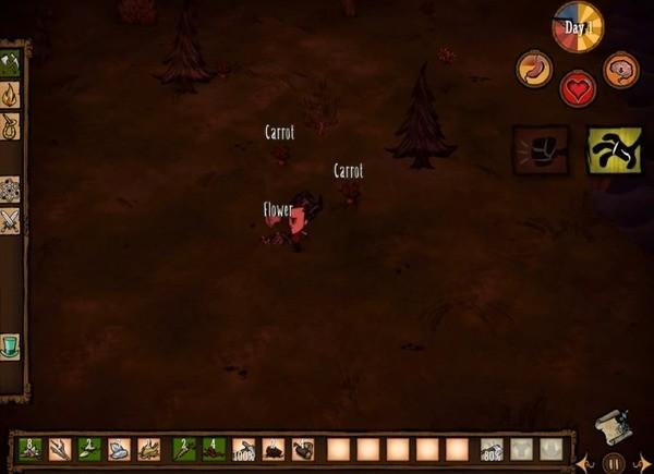 Don't Starve Pocket Edition Screenshot 2