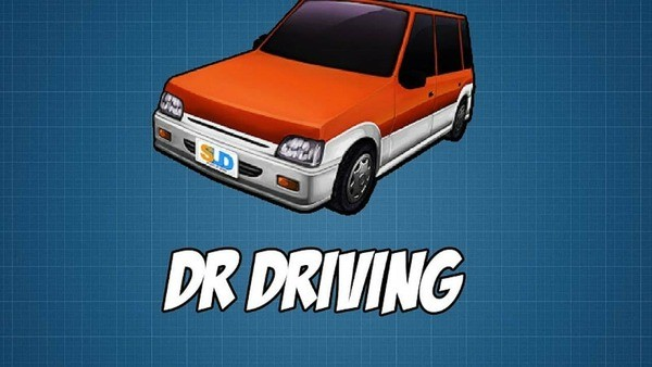 Dr. Driving Logo
