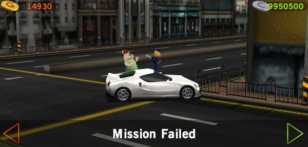 Dr. Driving Screenshot 2