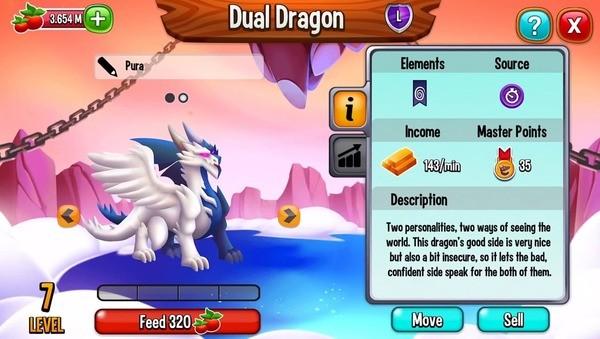 Dragon City Screenshot 2