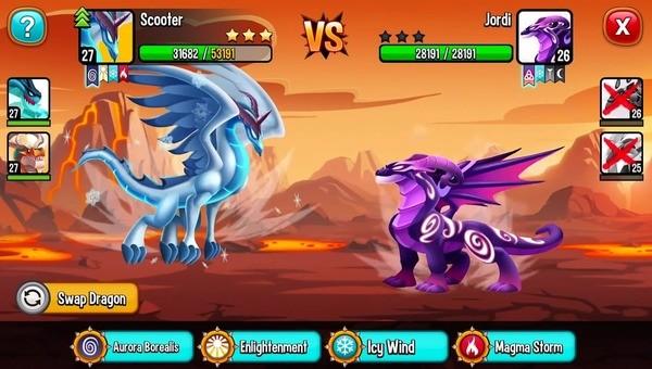Dragon City Screenshot 3