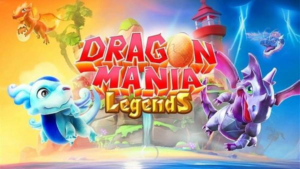 Dragon Mania Legends Logo
