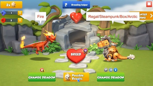 Dragon Mania Legends Screenshot 3