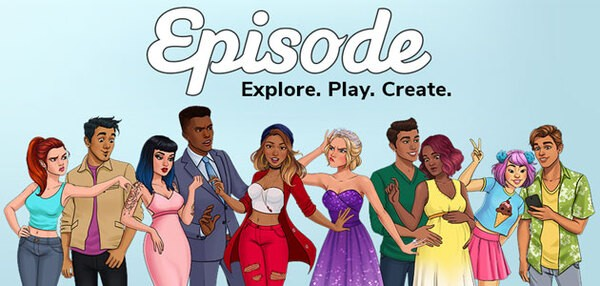 Episode – Choose Your Story Logo
