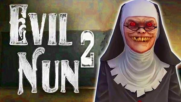 Evil Nun 2 Logo