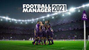Football Manager 2021 Logo